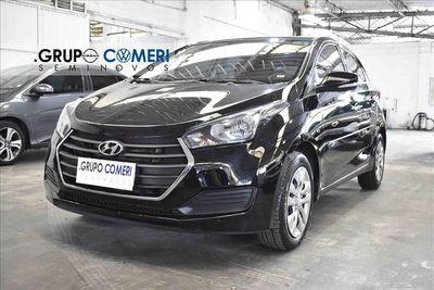 Hyundai Novo HB20 1.6 16V Flex Comfort Plus - Automático 2016}