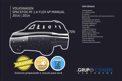 Volkswagen SpaceFox 1.6 MI 8V 2014}