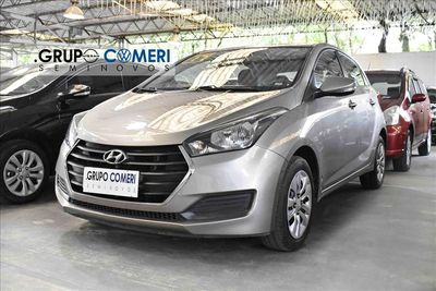 Hyundai Novo HB20 1.0 12V Flex Comfort - Manual 2018}