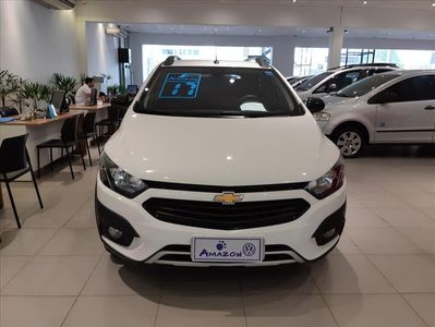 Chevrolet Onix Active 1.4 (Flex) 2017}