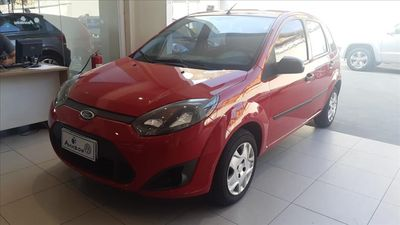 Ford Fiesta 1.6 (Flex) 2011}