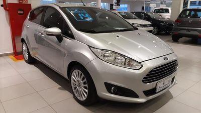 Ford Fiesta Titanium 1.6 Hatch 2014}
