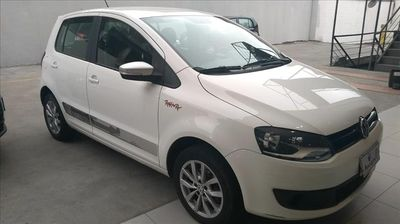Volkswagen Fox Rock in Rio 1.6 Mi 8V Total Flex 4p 2014}