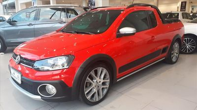 Volkswagen Saveiro Cross CE 1.6 8V Total Flex 2014}