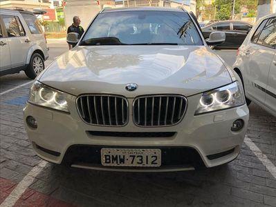BMW X3 2.0 xDrive20i (184CV) 2013}