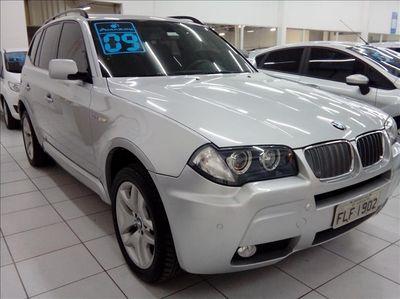 BMW X3 3.0 Sport 2009}