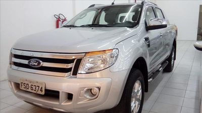 Ford Ranger Limited 2.5 Flex MT 2015}