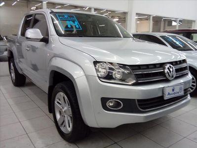 Volkswagen Amarok 2.0 TDi CD 4x4 Highline (Aut) 2014}