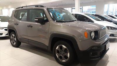 Jeep Renegade 1.8 Sport (Auto) 2017}