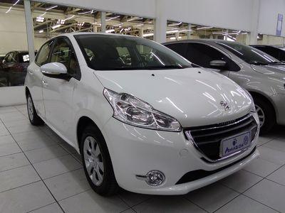 Peugeot 208 Active 1.5L (Flex) 2016}