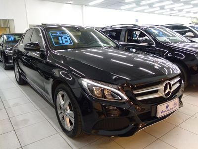 Mercedes-Benz C 250 Avantgarde 2.0 Turbo  2018}