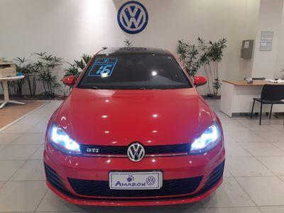 Volkswagen Golf GTI 2.0 TSI 2016}