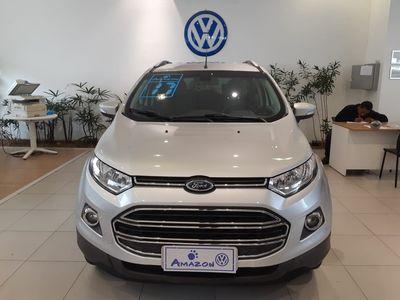 Ford Ecosport Titanium 2.0 AT 2017}