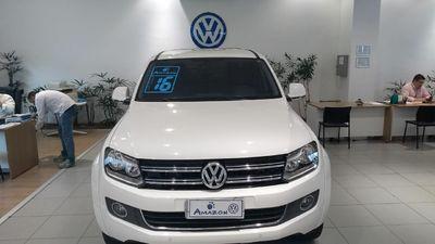 Volkswagen Amarok Highline 2.0 CD 4x4 (série Ultimate) (Aut) 2016}