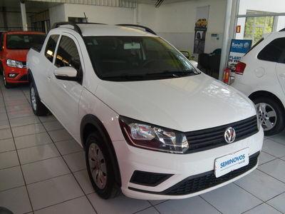 Volkswagen Saveiro Trendline 1.6 CD 2017}