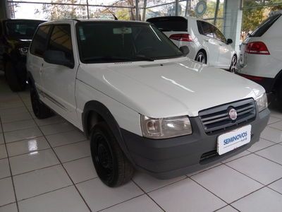 Fiat Uno Fire Economy Way 1.0 (Flex) 2p 2012}