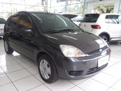 Ford Fiesta 1.6 (Flex) 2006}