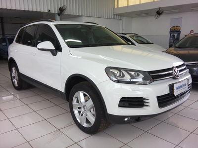 Volkswagen Touareg 3.6 V6 FSI 4WD 2012}