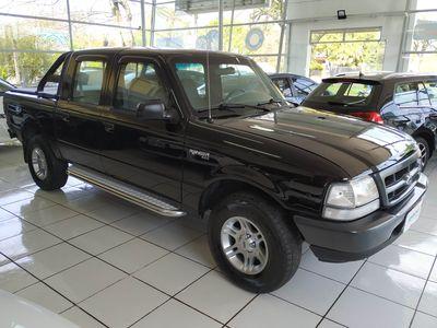 Ford Ranger Cabine Dupla Ranger XL 4x2 2.5 (Cab Dupla) 2001}