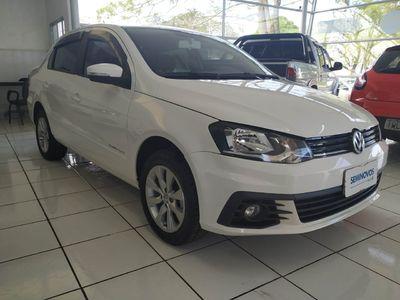 Volkswagen Voyage Comfortline 1.6 (Flex) 2018}