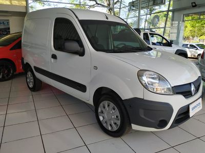 Renault Kangoo Express 1.6 16V Hi-Flex 2016}