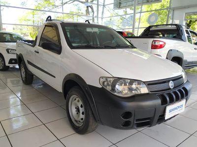 Fiat Strada Fire 1.4 (Flex) (Cab Simples) 2007}