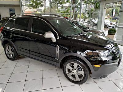 Chevrolet Captiva Sport 2.4  2016}