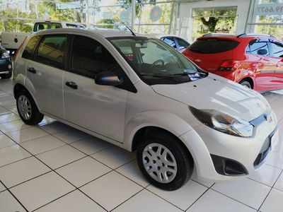 Ford Fiesta 1.0 (Flex) 2012}