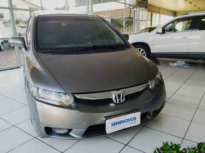 Honda Civic New  LXL 1.8 16V (flex) 2011}