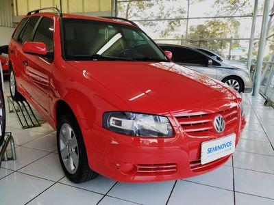 Volkswagen Parati 1.6 G4 (Flex) 2013}
