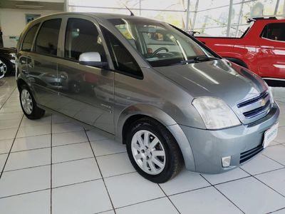 Chevrolet Meriva Maxx 1.4 (Flex) 2009}