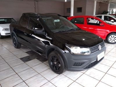 Volkswagen Saveiro Robust 1.6 CD 2018}