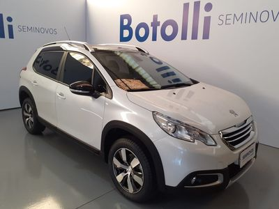 Peugeot 2008 Griffe 1.6  AT 2019}