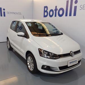 Volkswagen Fox Connect 2019}