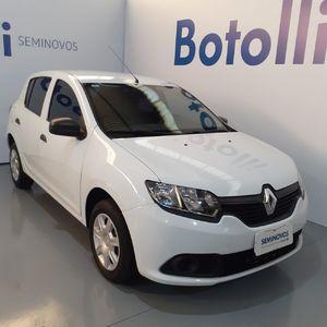 Renault Sandero Authentique 1.0 (Flex) 2018}