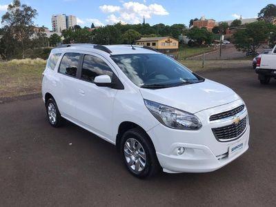 Chevrolet Spin LTZ 7S 1.8 (Aut) (Flex) 2016}