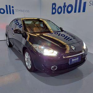 Renault Fluence Privilège 2.0 16v CVT (Hi-Flex) (Auto) 2014}