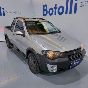 Fiat Strada Adventure 1.8 8V (Flex) (Cab Estendida) 2007}