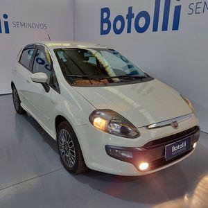 Fiat Punto Sporting 1.8 16V (Flex) 2013}