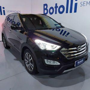 Hyundai Santa Fe 3.3 16V Aut 7 Lugares 2015}