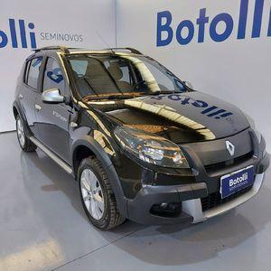 Renault Sandero 1.6 Stepway 16V 2012}