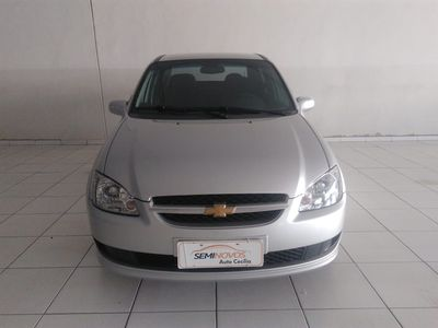 Chevrolet Classic 1.0 MPFI ADVANTAGE 8V FLEX 4P MANUAL 2015}