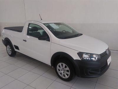 Volkswagen Saveiro Startline CS 2014}