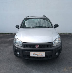 Fiat Strada Working 1.4 (Flex)(Cab Dupla) 2014}