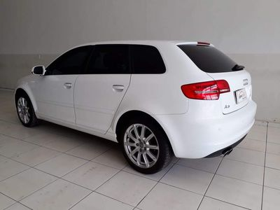 Audi A3 Sportback 2.0 TFSI S-tronic 2011}