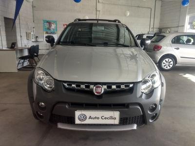 Fiat Strada ADVENTURE CE 1.8 16V FLEX 2016 2P 2016}