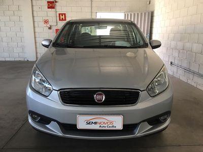 Fiat Grand Siena Essence 1.6 (Flex) 2017}