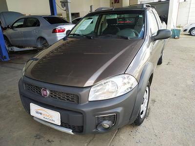 Fiat Strada Working 1.4 (Flex) (Cab Estendida) 2015}