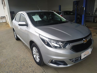 Chevrolet Cobalt LTZ 1.4 8V (Flex) 2016}
