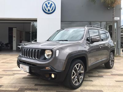 Jeep Renegade Longitude 1.8 AT Flex 2019}